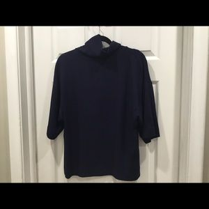 JCrew 365 crepe top
